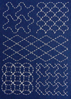 Sashiko Motif for lines